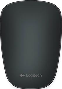 Мышь Logitech T630 Ultra-Thin Touch Mouse (910-003836) - общий вид