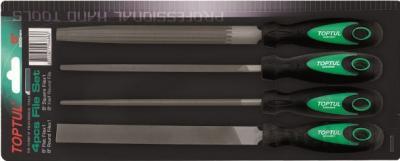 Набор однотипного инструмента Toptul GBAR0401 (4 предмета) - общий вид