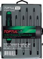 Набор однотипного инструмента Toptul GAAW0804 (8 предметов) -