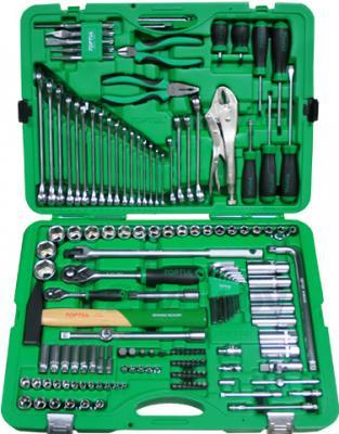 Универсальный набор инструментов Toptul GCAI150R (150 предметов) - общий вид