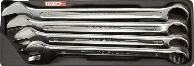Набор однотипного инструмента Toptul GAAT0407 (4 предмета) - общий вид
