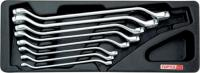 Набор однотипного инструмента Toptul GAAT0808 (8 предметов) -