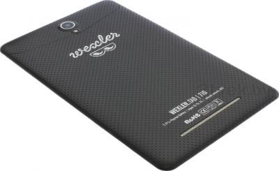 Планшет Wexler TAB 7iD (4GB,3G, черный) - вид сзади