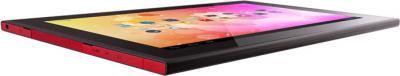 Планшет Wexler TAB 10iS (16GB, Black-Red) - вид сбоку