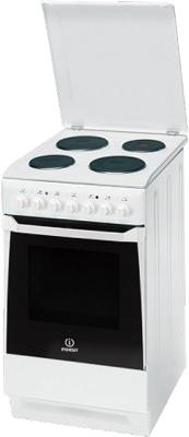 Кухонная плита Indesit KN3E11A(W)/EU S - общий вид