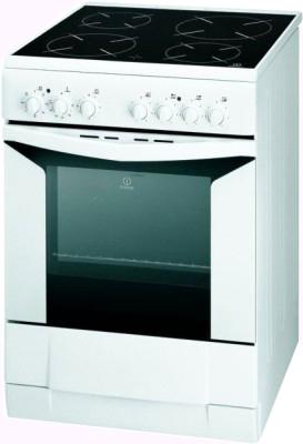 Кухонная плита Indesit K6C10(W)/R S - общий вид
