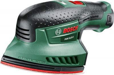Дельтавидная шлифовальная машина Bosch PSM 10.8 Li (0.603.976.922) - общий вид