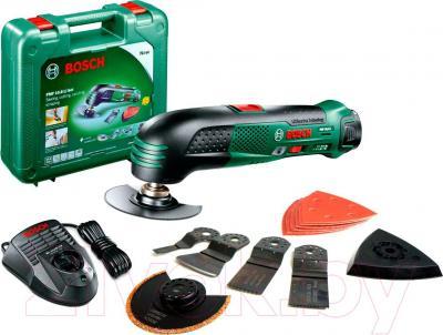 Многофункциональный инструмент Bosch PMF 10.8 LI (0.603.101.922)