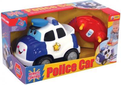Радиоуправляемая игрушка Kiddieland Полицейский автомобиль (042994) - упаковка