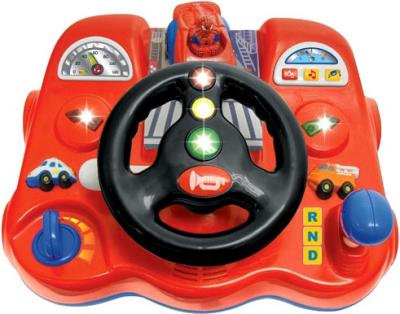 Развивающая игрушка Kiddieland Спайдермен-водитель (043331) - общий вид
