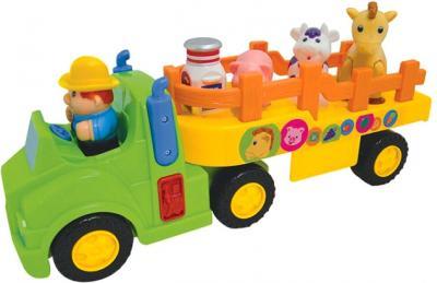 Развивающая игрушка Kiddieland Машина фермера музыкальная (044594) - общий вид