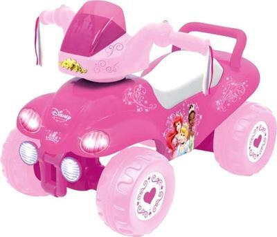 Каталка Kiddieland Квадроцикл Принцесса 047662 (Розовый) - общий вид