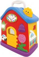 Развивающая игрушка Kiddieland Домик (049510) -
