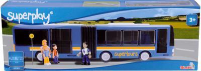Детская игрушка Simba Автобус-гармошка (104355421) - упаковка