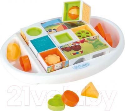 Развивающая игрушка Smoby Кубики (211385)