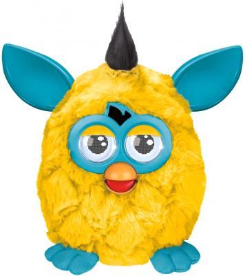 """Интерактивная игрушка Hasbro """"Furby"""" Теплая волна (желтая) - общий вид"""