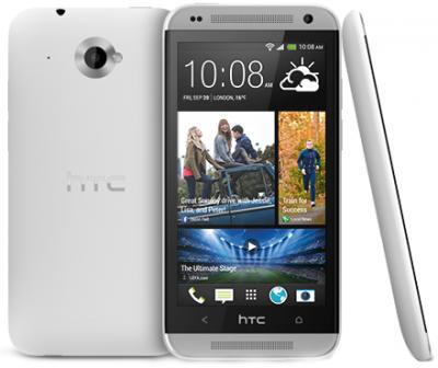 Смартфон HTC Desire 601 (White) - общий вид