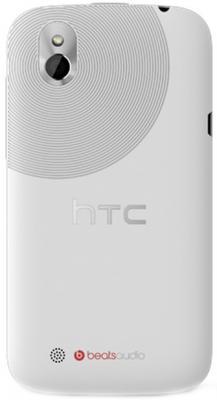 Смартфон HTC Desire U Dual (White) - задняя панель