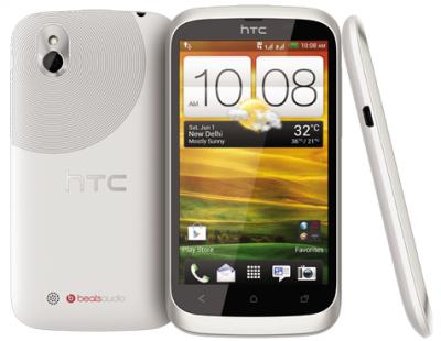 Смартфон HTC Desire U Dual (White) - общий вид