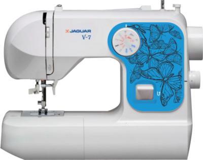 Швейная машина Jaguar V-7 - общий вид