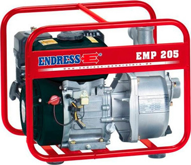 Мотопомпа Endress EMP 205 SТ - общий вид
