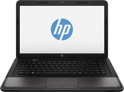 Ноутбук HP 250 G1 (H0W78EA) - фронтальный вид