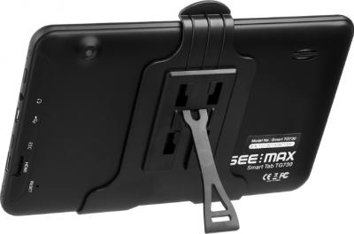 GPS навигатор SeeMax Smart TG730 - вид сзади