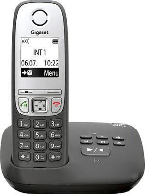 Беспроводной телефон Gigaset A415A (Black) - общий вид