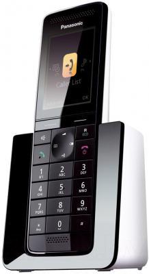 Беспроводной телефон Panasonic KX-PRS110 (белый) - общий вид