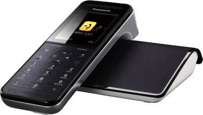 Беспроводной телефон Panasonic KX-PRW120 (белый) - общий вид