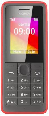 Мобильный телефон Nokia 106 (Red) - общий вид