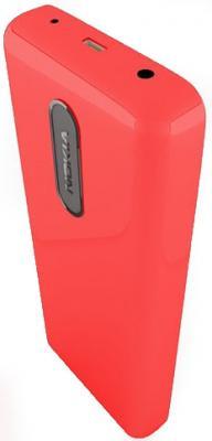 Мобильный телефон Nokia 106 (Red) - вид сверху