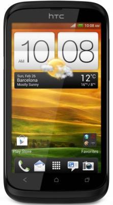 Смартфон HTC Desire U Dual (Black) - общий вид