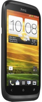 Смартфон HTC Desire U Dual (Black) - вид сбоку