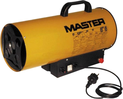 Тепловая пушка Master BLP 16 - общий вид