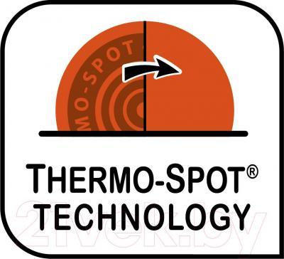 Сковорода Tefal Boost A3730552 - индикатор нагрева