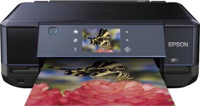 МФУ Epson Expression Premium XP-710 - фронтальный вид