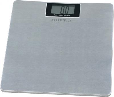 Напольные весы электронные Supra BSS-4080 - общий вид