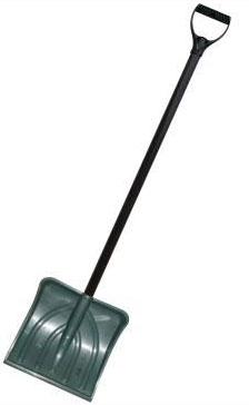 Лопата для уборки снега Заря 000067 - общий вид
