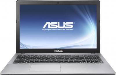 Ноутбук Asus X550CA-XX536D - фронтальный вид