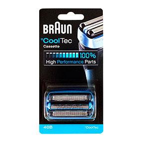 Сетка и режущий блок для электробритвы Braun 40B (81461534) - общий вид