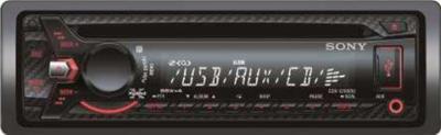 Автомагнитола Sony CDX-G1000U - общий вид