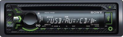 Автомагнитола Sony CDX-G1000UE - общий вид