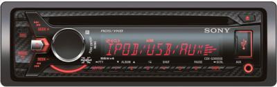 Автомагнитола Sony CDX-G3000UE - общий вид