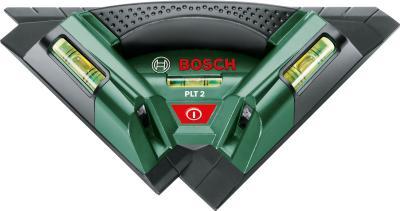 Уровень лазерный Bosch PLT 2 (0.603.664.020) - общий вид
