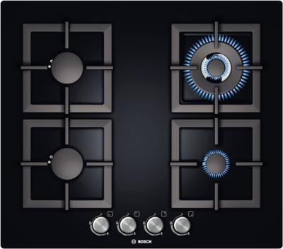 Газовая варочная панель Bosch PPH616B21E - общий вид