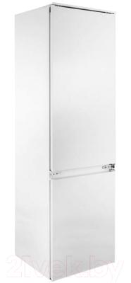 Холодильник с морозильником Zanussi ZBB928441S