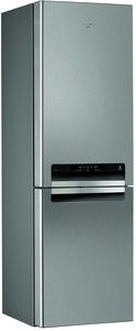 Холодильник с морозильником Whirlpool WBA 3699 NFC IX - общий вид