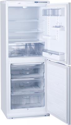 Холодильник с морозильником ATLANT ХМ 4010-100 - внутренний вид