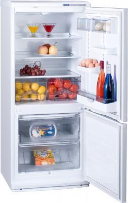 Холодильник с морозильником ATLANT ХМ 4008-100 - общий вид